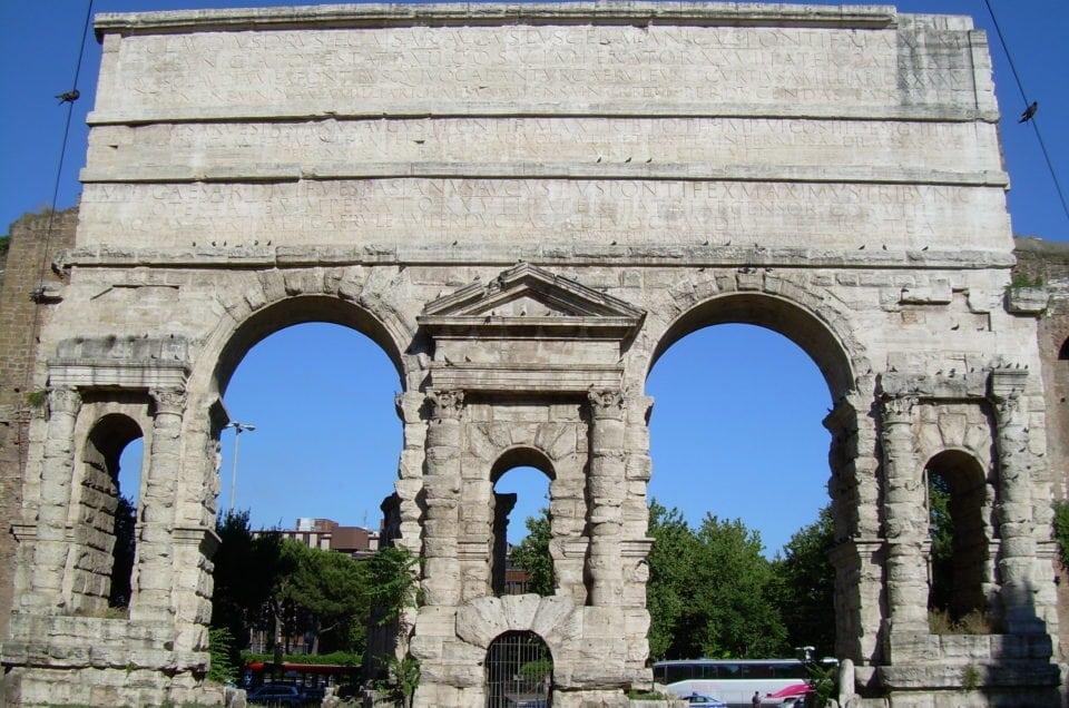 Prenestina - Porta Maggiore