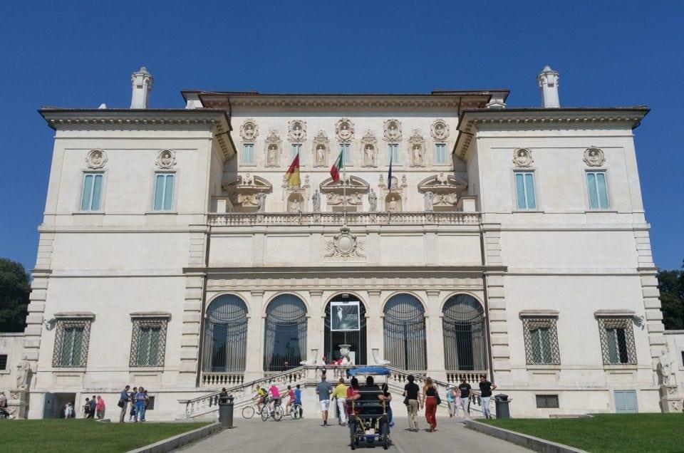 Villa Borghese - Porta Pia